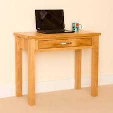 Small Desk Newlyn Oak Small Desk Oak Laptop Desk Light Oak Table