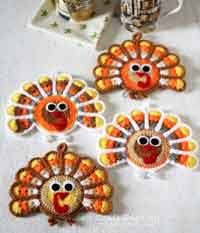 100 free thanksgiving crafts projects at allcrafts net