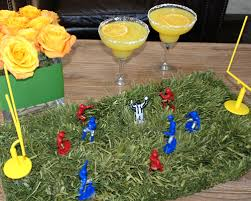 Football Centerpieces Football Party All Things For All Parties
