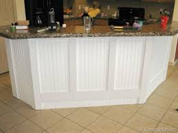 Adding Beadboard To Kitchen Cabinets How To Add Beadboard To Kitchen Island She Did This For 20 Are