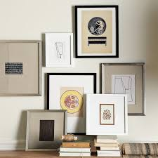 Pottery Barn Gallery In A Box Gallery Frames Black West Elm