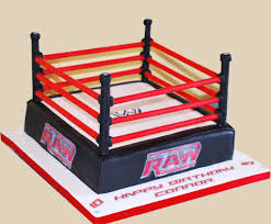 Wrestling Ring Bed by Wrestling Cakes For Your Active Boy U0027s Party Home Decor And