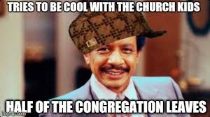 Church Meme Generator - george jefferson meme generator imgflip