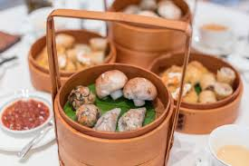 week end cuisine weekend dim sum afternoon tea at cassia capella singapore