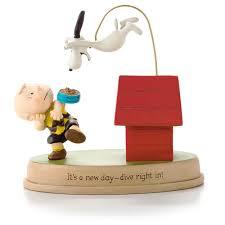 peanuts charlie brown snoopy figurine figurines