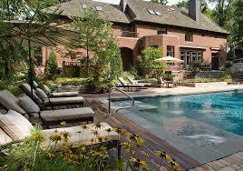 Backyard Pool Landscape Ideas Luxury Ideas Backyard Pool Landscaping With Garden Design