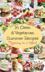 Summer Lunches Entertaining - clean eating u0026 vegetarian recipes for labor day healthy summer