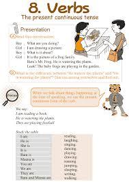 good grammar grade 3 grammar lesson 8 verbs u2013 the present