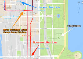 grant park chicago map lollapalooza 2017 how to get to and around grant park curbed