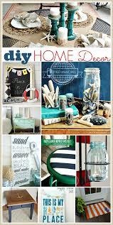 Diy Nautical Decor Lovely Diy Nautical Home Decor 20 For Your With Diy Nautical Home