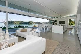 Interior Designer New Zealand by Open Kitchen Living Dining Room Far North New Zealand Interior