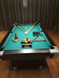 brunswick 7ft pool table refurbished used pool tables for sale in singapore