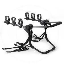 Audi Q5 Kayak Rack - 3 bike cycle rack trunk mount bike cycle rack audi lt sport