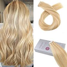 14 inch hair extensions moresoo 14inch in highlighted hair extensions