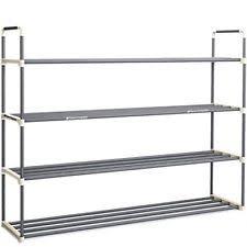 Closet Storage Bench 24 Pairs Shoe Rack Organizer Storage Bench Organize Your Closet