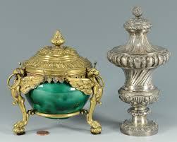 lot 3088175 2 decorative bronze ornaments