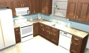 Kitchen Styles And Designs by Brilliant Small Kitchen Design Layout 10x10 Roomsmall Pictures