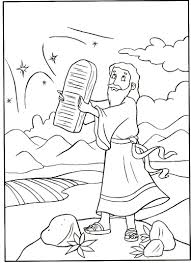 moses in the bulrushes coloring page google search pre k pages for