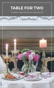 Valentine Dinner Table Decorations 1013 Best Valentine U0027s Day Ideas Images On Pinterest Valentine