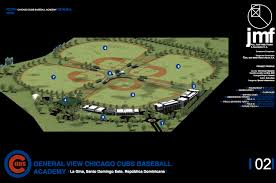 Chicago Cubs Map by Cubs To Build Baseball Academy In The Dominican Republic Bleed