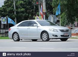 cars toyota 2016 chiangmai thailand august 18 2016 private car toyota camry on
