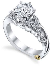 floral engagement rings schneider adore floral engagement ring 15430 arden jewelers