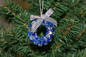 funezcrafts beaded wreath