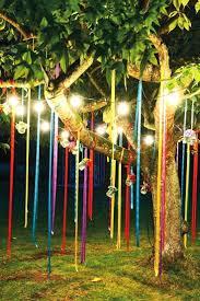 walmart led string lights fun outdoor birthday party daccor ideas