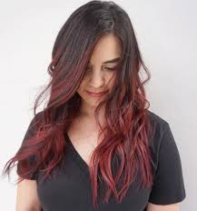 brown cherry hair color 49 red hair color ideas for women kissed by fire for 2018 part 2