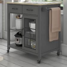portable kitchen cabinets for small apartments rolling coffee cart