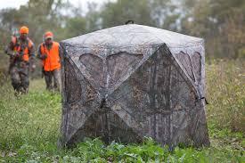 Reflective Deer Blind Gear Disappear From Deer In Plain Sight This Season Deer