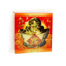 new year box new year gold fish candy box buy online sous chef uk