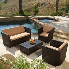 Rattan Garden Furniture Sofa Sets Rattan Garden Furniture U2013 Delightful Outdoor Furniture For Garden