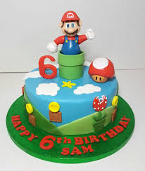 mario birthday cake children s birthday cakes quality cake company tamworth