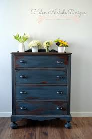 color furniture helennicholedesigns dresser in artissimo mms milk paint