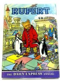 rupert annual abebooks