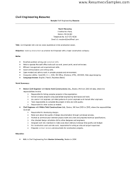 Civil Engineer Resume Sample Pdf by Ideas Collection Sample Civil Engineering Resume Entry Level With