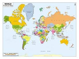 free world maps map world printable major tourist attractions maps