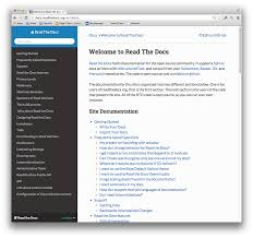 html themes sphinx sphinx themes write the docs