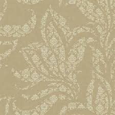 silver leaf wallpaper bellacor