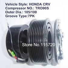 honda crv air conditioner compressor air conditioner compressor clutch ac compressor clutch a c tr090s