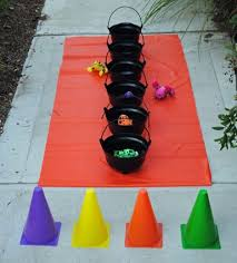 Outdoor Halloween Carnival Decorations by 81 Best Halloween Carnival Ideas Images On Pinterest Halloween