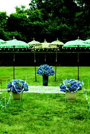 ceremony altars for outdoor weddings wedding style brides