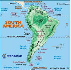 south america map rainforest south america mrs guillerman