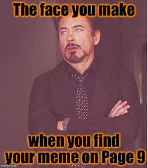 Find Your Meme - the page 9 face you make imgflip
