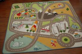 Kids Play Rugs With Roads by Style With Wisdom Boys At Play