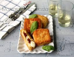 mozzarella in carrozza messinese mozzarella in carrozza alla messinese con besciamella buffet