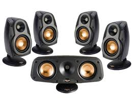 klipsch reference home theater system surround yourself with sound sfgate