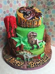 dinosaurs cakes t rex dinosaur cake cake by cakes from d heart cakesdecor