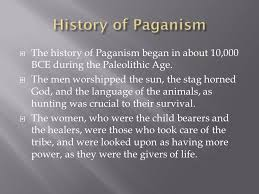pagan influences on christianity ppt